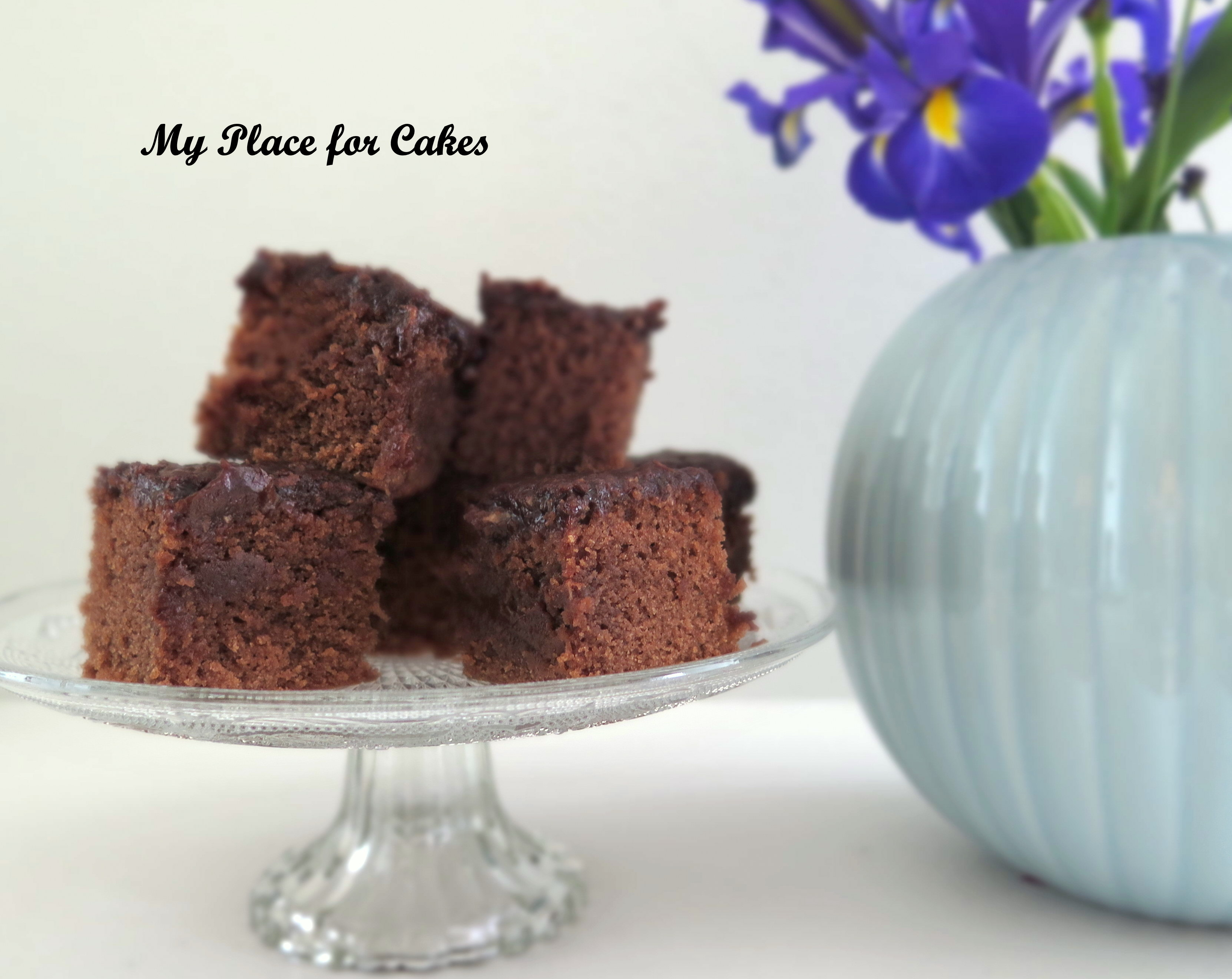 god glasur til chokoladekage