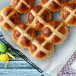 Hot cross buns – traditionelle påskeboller
