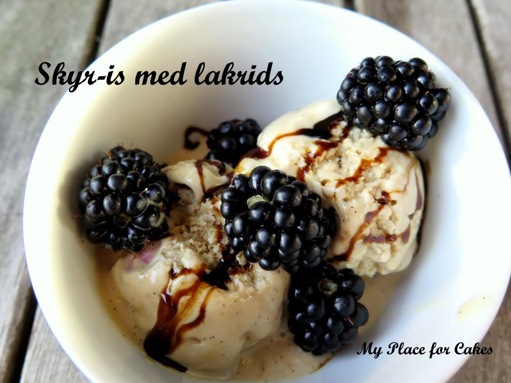 Skyr is med lakrids